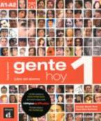 GENTE HOY 1 ALUMNO (+ CD) +ANEXO PACK