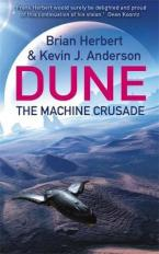 LEGENDS OF DUNE 2: THE MACHINE CRUSADE Paperback A FORMAT