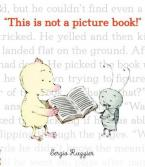 THIS IS NOT A PICTURE BOOK  HC