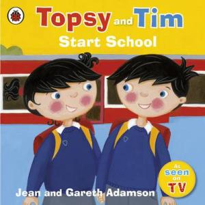 TOPSY & TIM : START SCHOOL Paperback