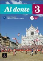 AL DENTE 3 B1 STUDENTE ED ESERCIZI (+ CD + DVD)
