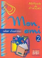 MON AMI 2 CAHIER