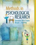 METHODS IN PSYCHOLOGICAL RESEARCH Paperback