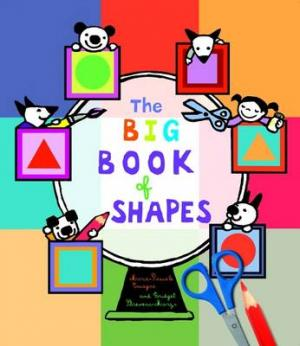 THE BIG BOOK OF SHAPES HC