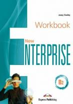 NEW ENTERPRISE B2 Workbook (+ DIGIBOOKS APP)