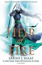 THRONE OF GLASS 3: HEIR OF FIRE Paperback