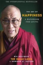 THE ART OF HAPPINESS:A HANDBOOK FOR LIVING  Paperback