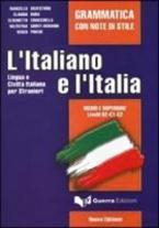 L'ITALIANO E L'ITALIA INTERMEDIO - SUPERIORE GRAMMATICA