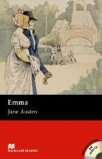 MACM.READERS : EMMA INTERMEDIATE (+ CD)
