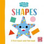 CHATTERBOX BABY : SHAPES HC BBK