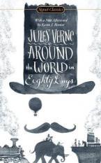AROUND THE WORLD IN EIGHTY DAYS  Paperback
