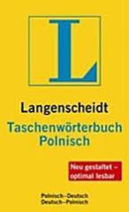 LANGENSCHEIDTS TASCHENWOERTERBUCH POLNISCH (DEUTSCH-POLNISCH/ POLINSCH--DEUTSCH)