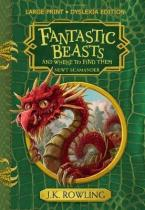 FANTASTIC BEASTS AND WHERE TO FIND THEM : HOGWARTS LIBRARY BOOK Paperback