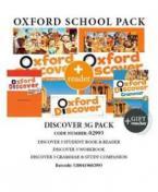OXFORD DISCOVER 3 G PACK (Student's Book + Workbook + GRAMMAR + COMPANION + READER + GIFT VOUCHER) - 02993
