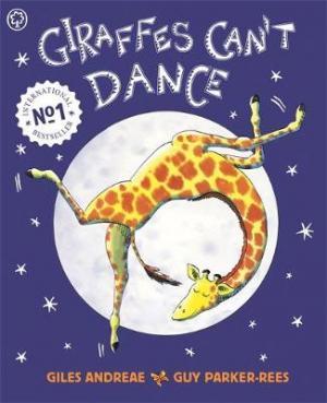GIRAFFES CAN'T DANCE Paperback