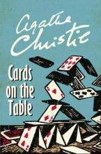 CARDS ON THE TABLE Paperback
