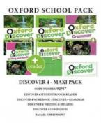OXFORD DISCOVER 4 PACK MAXI - 02917