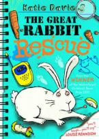 THE GREAT RABBIT RESCUE Paperback A FORMAT