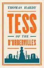 TESS OF THE D' UBERVILLES  Paperback