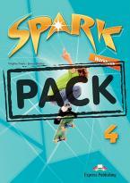 SPARK 4 WORKBOOK (+ DIGIBOOK APP.)
