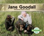 JANE GOODALL: CHIMPANZEE EXPERT & ACTIVIST  Paperback