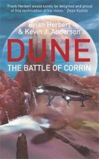 LEGENDS OF DUNE 3: THE BATTLE OF CORRIN Paperback A FORMAT