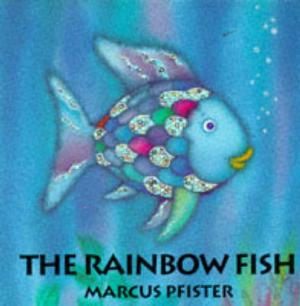 THE RAINBOW FISH HC BBK