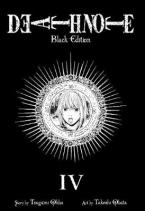 DEATH NOTE 4: DEATH NOTE (BLACK EDITION) Paperback B FORMAT