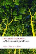 OXFORD WORLD CLASSICS: : A MIDSUMMER NIGHTS SUMMER DREAM Paperback B FORMAT