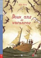 LEJ 3: DEUX ANS DE VACANCES (+ CD)