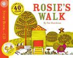ROSIE'S WALK (+ AUDIO CD) Paperback