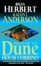 PRELUDE TO DUNE 3: HOUSE CORRINO Paperback A FORMAT