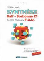METHODE DE SYNTHESE DALF-SORBONNE C1 DANS LE CADRE DU F.O.U.