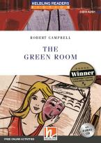 HRBS 4: THE GREEN ROOM A2 + B1 (+ CD + E-ZONE)