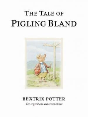 THE WORLD OF BEATRIX POTTER 15: THE TALE OF PIGLING BLAND HC MINI