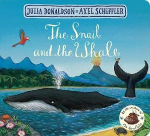 THE SNAIL AND THE WHALE  HC