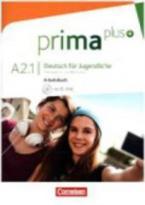 PRIMA PLUS A2.1 ARBEITSBUCH (+ CD-ROM)