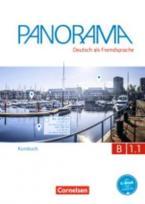 Panorama - Deutsch als Fremdsprache # B1.1 Kursbuch. Tl.1.