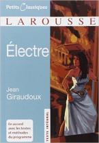 CLASSIQUES LAROUSSE: ELECTRE (TEXTE INTEGRAL) POCHE