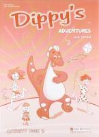Dippy's Adventures Junior B' Activity Book