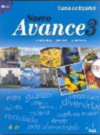 AVANCE NUEVO 3 ALUMNO (+ AUDIO CD)