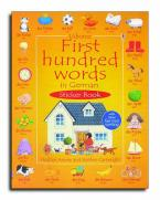 FIRST HUNDRED WORDS IN GERMAN Paperback