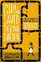 THE GIRL WHO SAVED THE KING OF SWEDEN Paperback B FORMAT