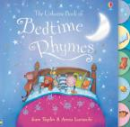 USBORNE : BEDTIME RHYMES COLOURING BOOK HC