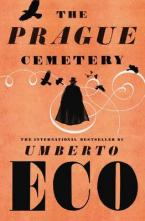 THE PRAGUE CEMETARY Paperback C FORMAT
