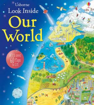 LOOK INSIDE OUR WORLD Paperback