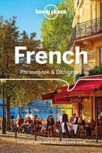 L.P. PHRASEBOOK : FRENCH & DICTIONARY PB MINI