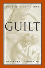 GUILT : THE BITE OF CONSCIENCE Paperback