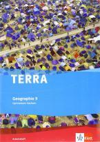 TERRA Geographie 9. Ausgabe Sachsen Gymnasium: Arbeitsheft Klasse 9 (TERRA Geographie. Ausgabe für S
