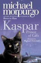 KASPAR: PRINCE OF CATS  Paperback